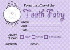 fm tooth fairy