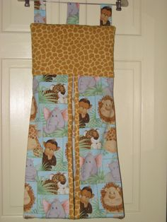 Custom Made Diaper Stacker by BabyOriginalsbySandy on Etsy, $25.00