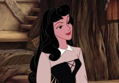 Disney Princesses With Hair Matching Their Outfits Is Kind Of Magical