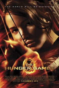 The Hunger Games Poster (bij AllPosters.nl)
