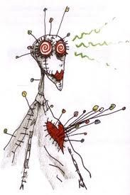tim burton drawings - Google Search