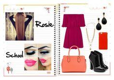 """Rosie School"" by sumoraeszanna on Polyvore"