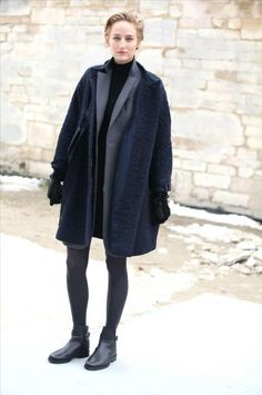 Winter street #style
