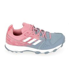 huge selection of 609b9 3fe13 ADIDAS Galaxy Trail Gris Rose