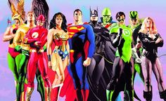 JLA: Secret Origins - Limited Edition Giclee on Canvas by Alex Ross null,http://www.amazon.com/dp/B00DT5R6I2/ref=cm_sw_r_pi_dp_t5IFtb070BAVBP7N