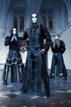 Polish band Behemoth