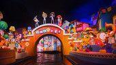 Gran Fiesta Tour Starring The Three Caballeros   Epcot Attractions   Walt Disney World Resort