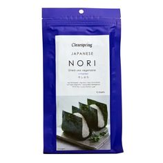 """Called """"Hoshi nori"""" in Japanese, these purple looking sheets require brief toasting by unfolding the sheet and holding it over a gas flame or electric burner un Sea Vegetables, Good Find, Sushi Rolls, Hoshi, Vegetable Dishes, Soup And Salad, Electric, Tasty, Japanese"""