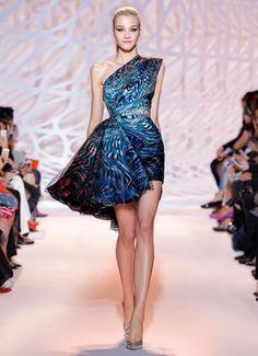 ZUHAIR MURAD Fall-winter 2014-2015 Haute Couture