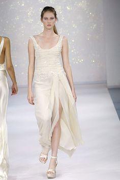 Luisa Beccaria Spring 2007 Ready-to-Wear Fashion Show - Alison Nix