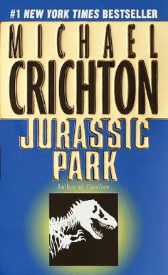 an overview of cloning of dinosaurs in jurassic park by michael crichton Here's how to write a michael crichton best the cynical chaos theorist mr crichton impetuously killed off in the book version of jurassic park mr crichton makes no attempt but also headed right to the area where the trouble with the genetically cloned dinosaurs began.