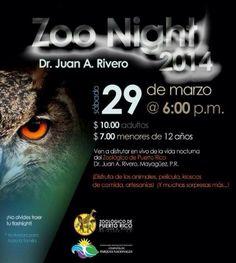 Zoo Night @ Mayaguez #sondeaquipr #zoonights #paralosninos #zoologicomayaguez #mayaguez