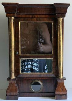 Mantle Clock, Antiques For Sale, Antique Clocks, The Unit, Glass, Ebay, Vintage Watches, Old Clocks, Antique Mantel Clocks