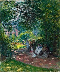96 fantastiche immagini su quadri famosi   Monet, Claude ...