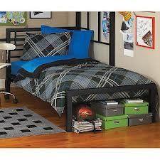 TOPSELLER! metal twin bed black $32.89