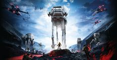 Star Wars: Battlefront developer DICE is revealing every few days how they plan to create an authentic Star Wars experience in the game. Description from geimin.co.uk. I searched for this on bing.com/images