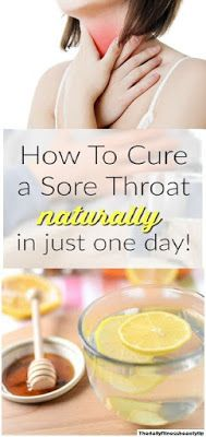 How To Cure SORE THROAT Naturally At Home? Sore Throat, Health And Wellness, Health Fitness, Vinegar And Honey, Natural Solutions, Natural Medicine, Health Remedies, Get Healthy