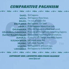 Comparative Paganism-Convenant of Unitarian Universalist Pagans  HAHAHAHAHAHA