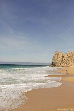 Divorce Beach Cabo San Lucas Mexico // http://localadventurer.com