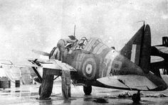 [Photo] Buffalo fighter being serviced, date unknown Navy Aircraft, Ww2 Aircraft, Fighter Aircraft, Aircraft Carrier, Fighter Jets, Kota Bharu, Brewster Buffalo, Train D'atterrissage, American Fighter