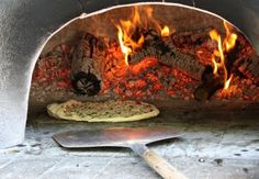Veraci Pizza in Ballard has a fine little restaurant, but ordering from their portable wood fired oven works just fine, too. Wood Fired Oven, Wood Fired Pizza, Cafe Restaurant, Firewood, Great Recipes, Seattle, Restaurants, Beef, Places