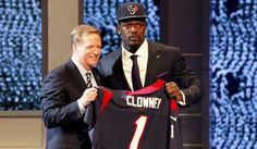 NFL draft 2014: Clowney selected No. 1; Manziel slides to 22nd