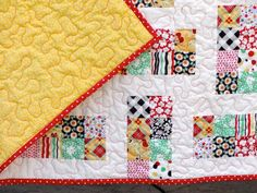 1930's Reproduction Bed Quilt by MyQuiltBox on Etsy,