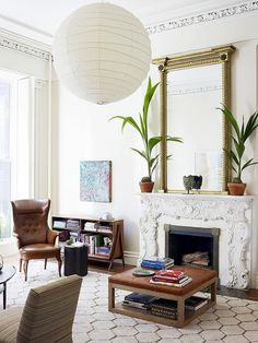 How To Get That Cool Brooklyn Brownstone Style At Home