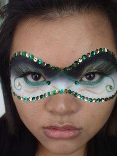 Makeup Mask http://www.makeupbee.com/look_Makeup-Mask_13337