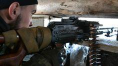 В АТО зафіксовано 22 обстріли - штаб - BBC Ukrainian