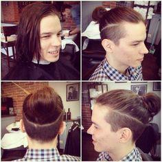 undercut oldschool - Male Short Haircuts