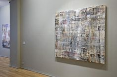 TORN, ROBERT SANDELSON GALLERY, 2008 INSTALLATION SHOT Abstract Paintings, Vulnerability, Photo Wall, Objects, Gallery, Frame, Photograph, Frames, Abstract Drawings