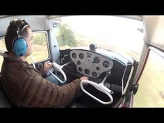Cessna 120 BackCountry Central CA - YouTube
