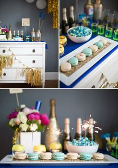 Glitter and Gold Party