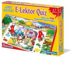 Clementoni 69810 - Mein erstes E-Lektor Quiz Clementoni http://www.amazon.de/dp/B003L5D26K/ref=cm_sw_r_pi_dp_heqwub1H3T7EX / 10 euro (ab 3 Jahren)