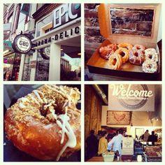 GBD - Washington, DC - fried chicken and doughnuts