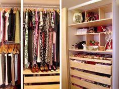 Decoration, Ikea Pax Lady Closet System: Organize Closet System IKEA to Look Enchantingly