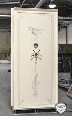 Steel Vault Doors