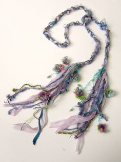braid lariat - enchanted roses. Made by beautifulplace on etsy (sold, but she has others that are similar)