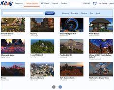 How to Enter Kitely Virtual Worlds - Documentation - Confluence