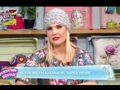 Şapka nasıl örülür – Derya Baykal