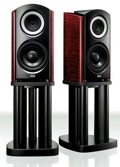 TAD Compact Reference CR1 loudspeaker | available now in New York City via High Fidelity Design Group, hifidesigngroup.com