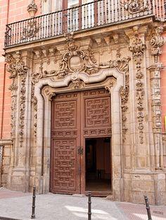 Madrid - Palacio del Marqués de Perales, Spain