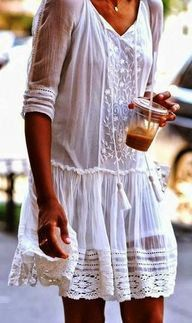 Comfy casual white l | Flickr - Photo Sharing!