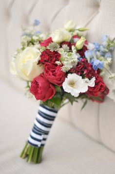 Red, White and Blue Wedding Ideas - red-white-and-blue-wedding-inspiration-dani-fine-photography-3