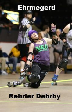 My first bout and a photographer with epic timing. - Imgur