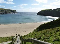 My favorite location in the world...Silver Strand beach in Donegal Ireland.