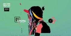 Adult Swim Singles 2016: Done, by DJ Paypal feat. DJ Earl + DJ Taye
