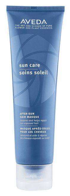 Save your hair from sun, salt and chlorine.