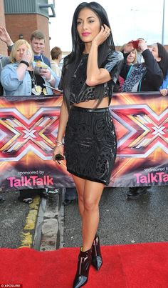 at X Factor auditions